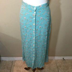 90's GAP Long Skirt   Sz.4
